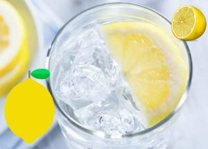 weight loss in a few days by lemon water diet