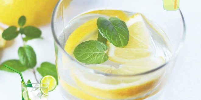 weight loss in a few days by lemon water diet