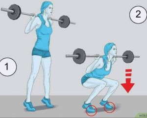 The 7 Main Benefits of Squat For Women, How to do, and Warning