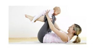 Postpartum Exercises to Get Rid of Belly Rolls