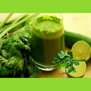 parsley water benefits