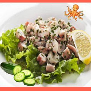 octopus salad for keto diet