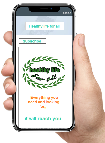 subscribe to healthy life for all